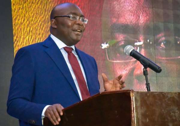 Bawumia Is a Better Security Expert Than Kwesi Aning