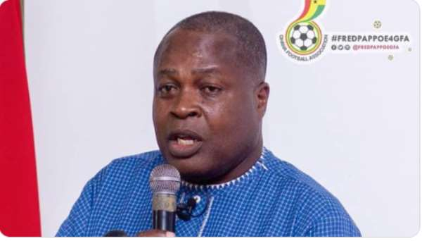 GFA Elections: Fred Pappoe Is The Best Candidate To Lead Ghana Football - Kojo Yankah