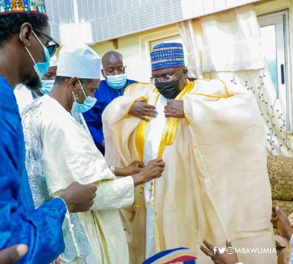 Sheik Abufayed Maikano Declares Support For Akufo-Addo