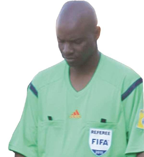 AFCON 2019 Qualifier: Zimbabwe Ref Norman Matemera To Handle Ghana-Sierra Leone Clash
