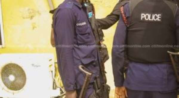 Why are the Ghana Security Agents so Corrupt and Unprofessional?