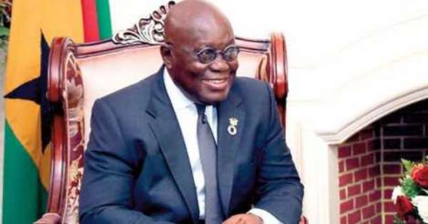 Akufo-Addo Says Voting Mahama Out Has Paid Off
