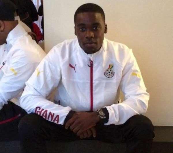 Jeffery Schlupp Ready For Ghana Return After Missing 2019 AFCON Through Injury