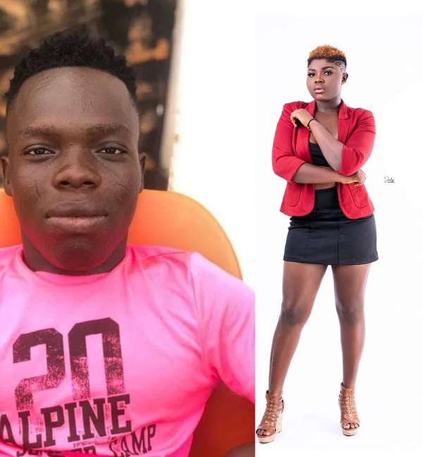 Shatta Bundle Is A Rich Nigga With Only ¢50 In His Account — Chikel Baibe Claims