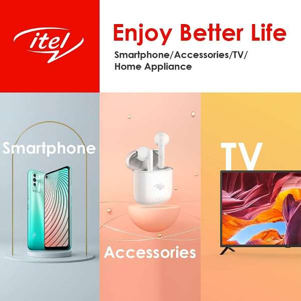 """Itel Announces New Brand Direction And Slogan """"Enjoy Better Life"""""""
