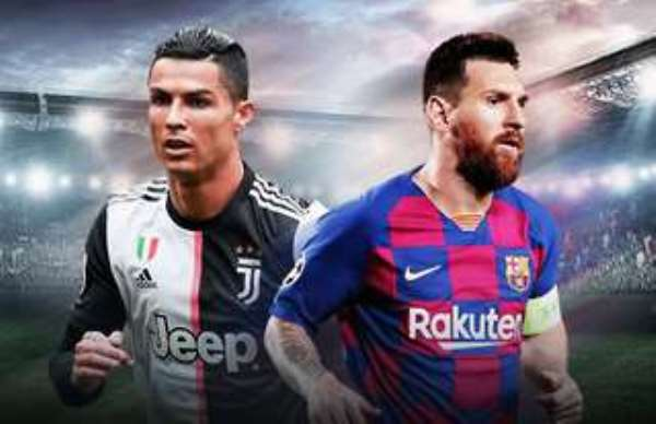 Uefa Champions League Draw: Ronaldo Set For Showdown With Messi In Group G
