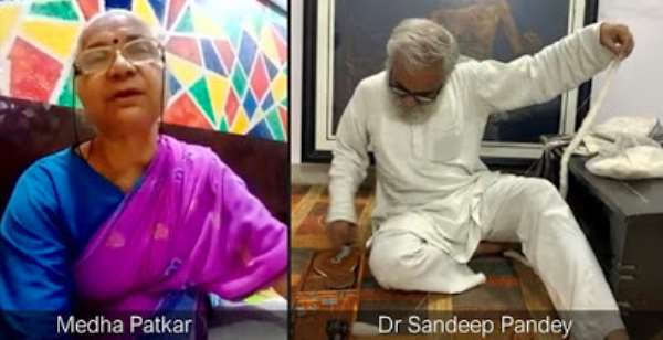 Not Symbolism But Embodying Mahatma Gandhi In Our Lives Is Vital: Medha Patkar