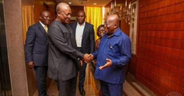 A Failed Akufo-Addo Is Still Ages Ahead of a Successful Mahama – Part 3