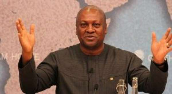 Tackle Challenges In Schools Not Headteachers – Mahama To Gov't