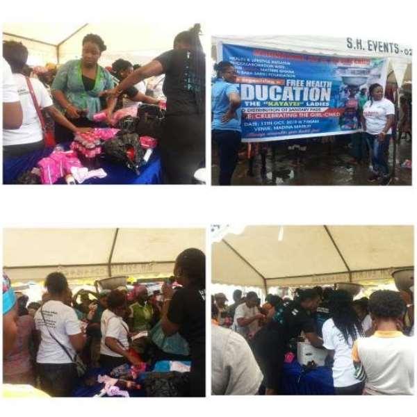 NGOs Empower 'Kayayei' On Reproductive Health