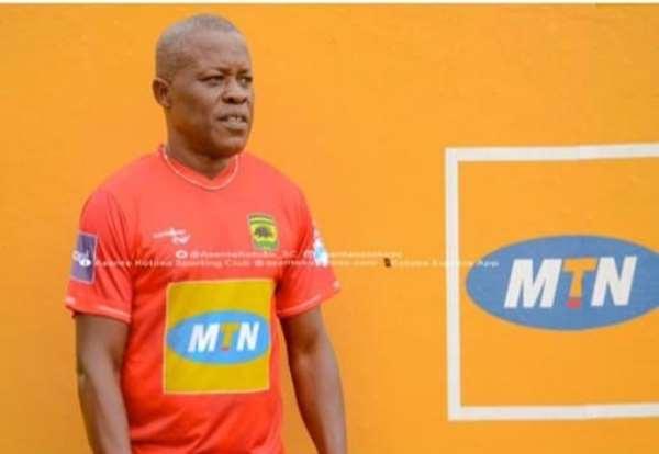 Johnson Smith Unveiled As Asante Kotoko Assistant Coach
