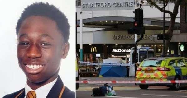 Ghanaian Teenage Footballer Baptista Adjei Murdered In UK