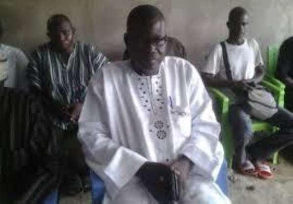 Bimbilla MCE Working Against Gov't Peace Efforts