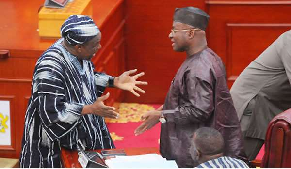 Anti-LGBTQI bill: You're not an MP, don't make predetermination for the House – Majority Leader tells Bagbin