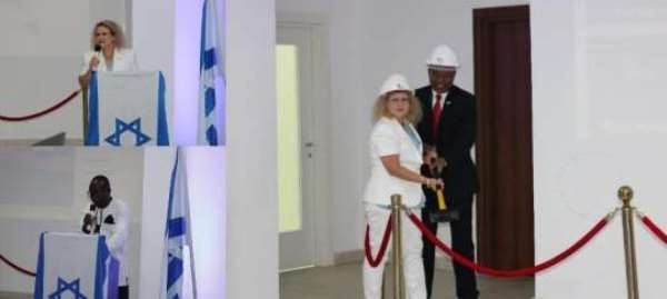 Accra: Israel Embassy Opens Trade And Economic Mission