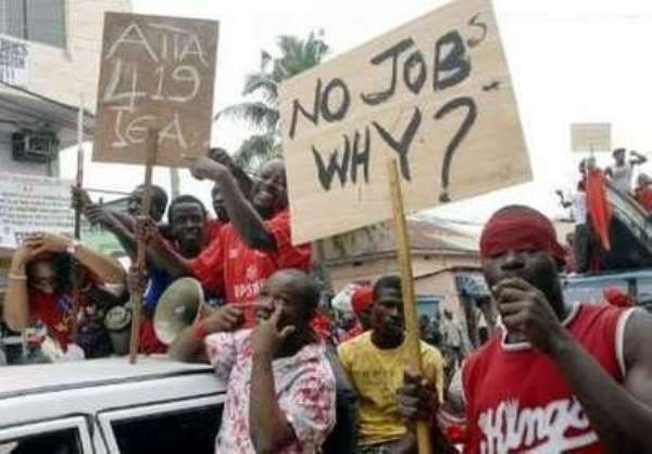 Rising Corruption Major Cause Of Joblessness — CHRAJ