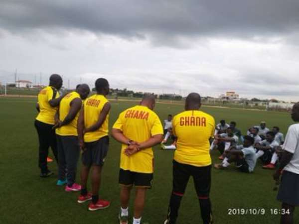 VIDEO: High Morale In Ghana Camp Ahead Of WAFU Cup Final With Senegal Today