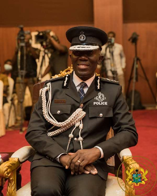 We need friendly, customer service-oriented police minus brute force mentality – GPCC to Dampare