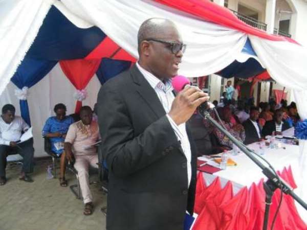 UEW Co-operative Credit Union Making Huge Economic Strides