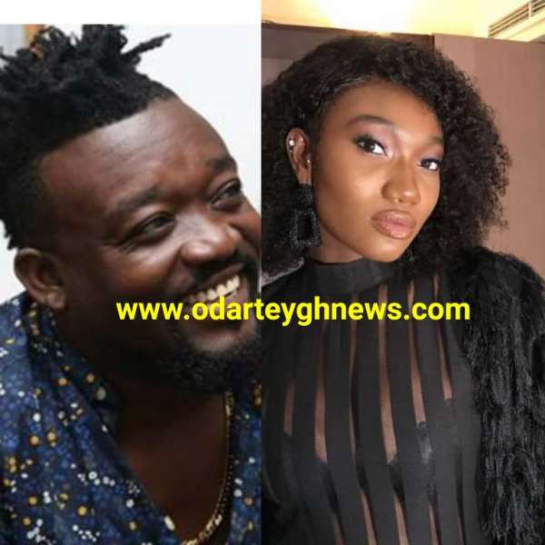 Wendy Shay caught in bed naked with Bullet by girlfriend