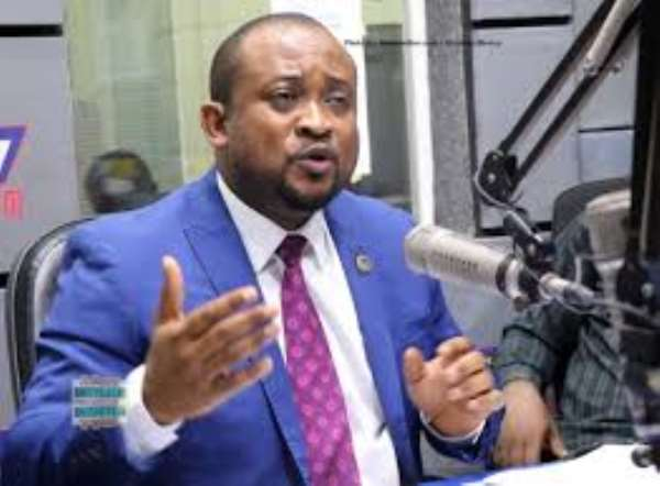 Mahama Behaving Like A Serial Caller — Pius Hadzide