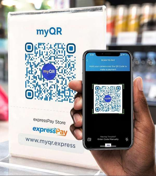 expressPay Launches myQR Code Platform For Cashless Payments