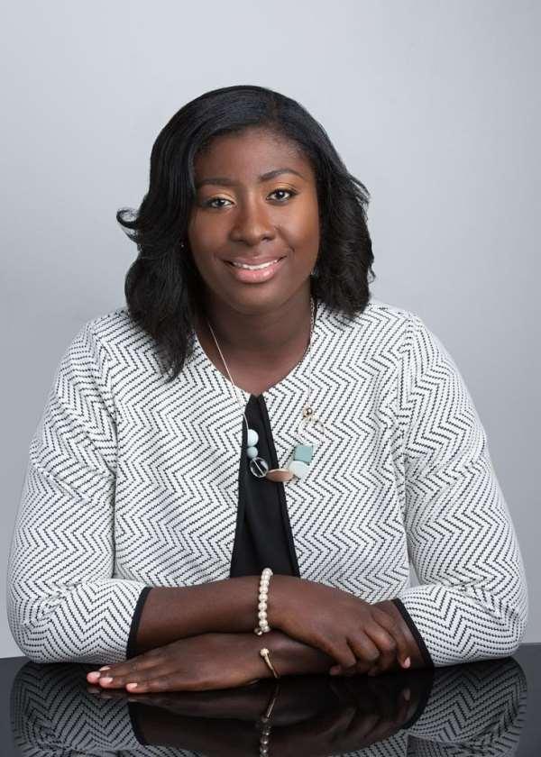 Owusu-Ankomah Sylvia, Corporate Relations Director