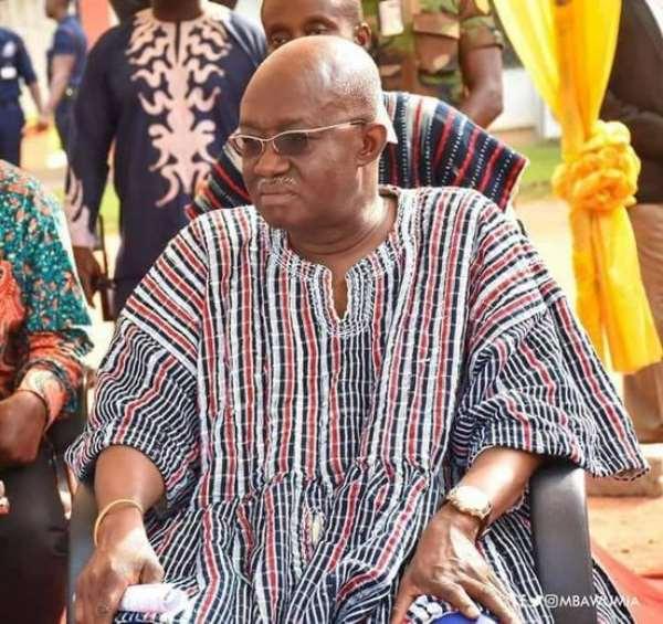 He was an industrious patriot — Bawumia consoles Kofi Adda's family