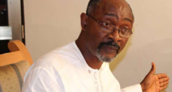 Angry Woyome Attacks Godfred Dame