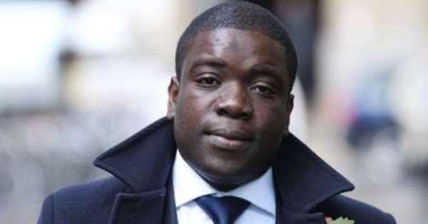 Kweku Adoboli Released