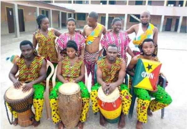 Ghana Dance Association Inaugurates New Members
