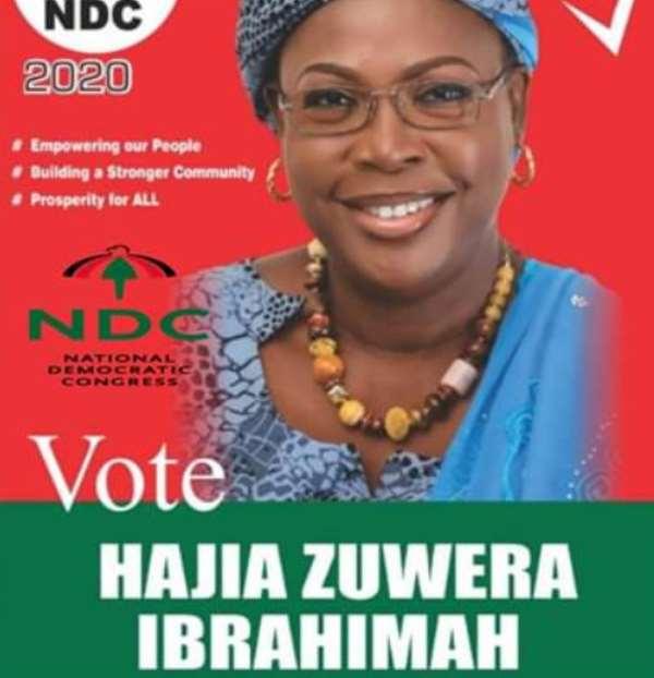 Hajia Zuweira Ibrahima