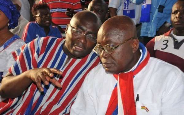 Akufo-Addo & Bawumia's Modern Nima City That Never Was - Talk Is Cheap!