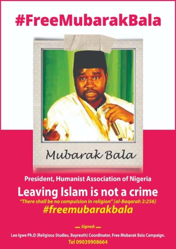 Mubarak Bala: Blasphemy And Anti-Atheist Repression In Nigeria