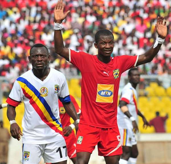 CONFIRMED: Asante Kotoko Confirms Talks With Former Midfielder Daniel Nii Adjei