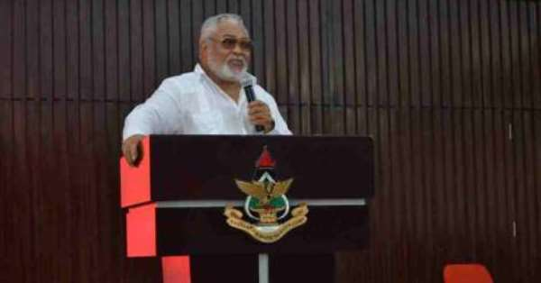 Who Said Rawlings Does Not Deserve His Comeuppance?