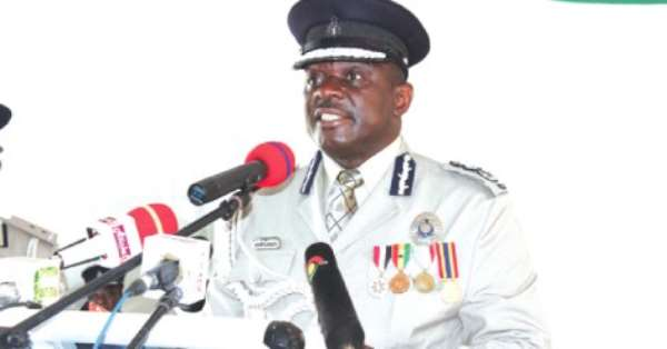 Another Shake-up Hits Police Service