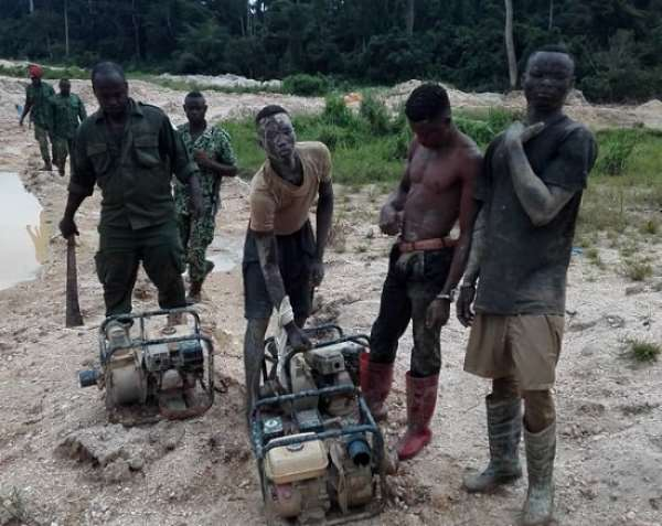 The World Bank Warns Ghana Against Such Destructive Practices As Galamsey