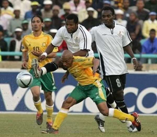 Ghana To Play South Africa In November