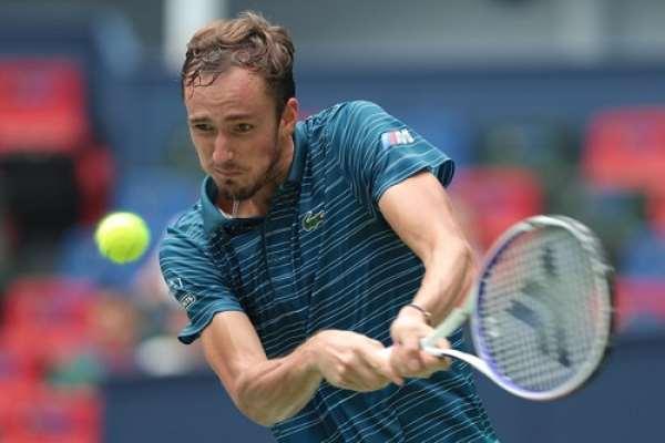 Rocketing Star Medvedev Revives Russia's Tennis
