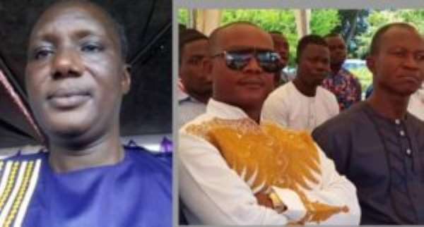 DCE, NADMO Director And Party Chairman Plan To Unseat Assin South MP Backfired