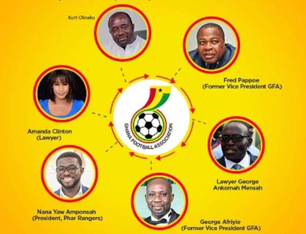 GFA Elections: Normalization Committee To Organize Debate For Aspirants On Monday