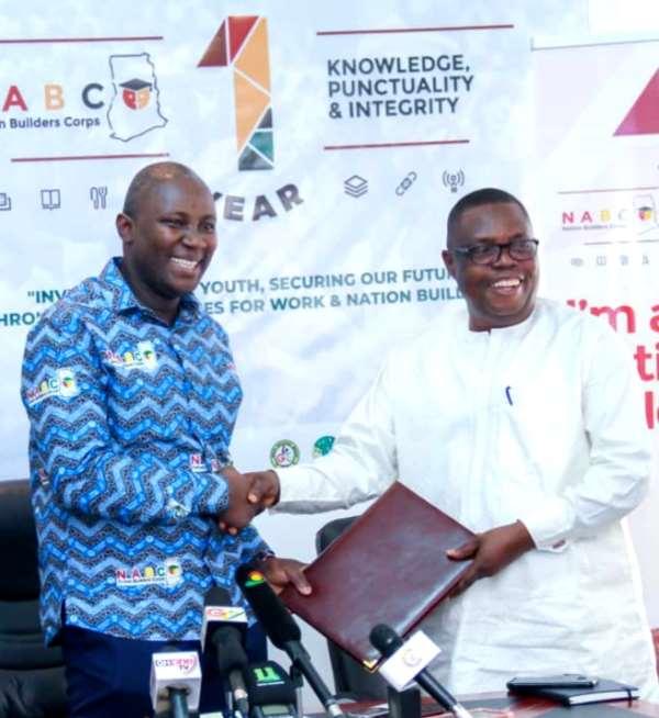 NABCO Seals Partnership With Kofi Annan ICT Centre For NSTA Initiative