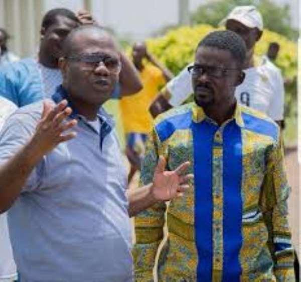 Nana Appiah Mensah Planned To Give Pick-Ups To GPL Clubs - Michael Osei