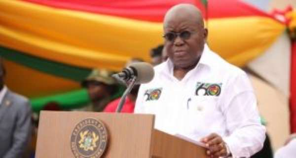 NABCO Will Surely Succeed--Akufo-Addo To Critics