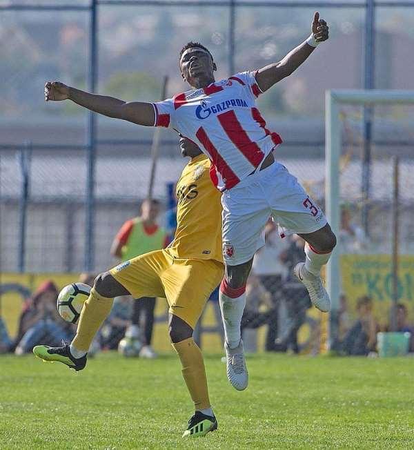 Rashid Sumaila Excels As Red Star Belgrade Send Off Dinamo Vranje In Serbian Cup