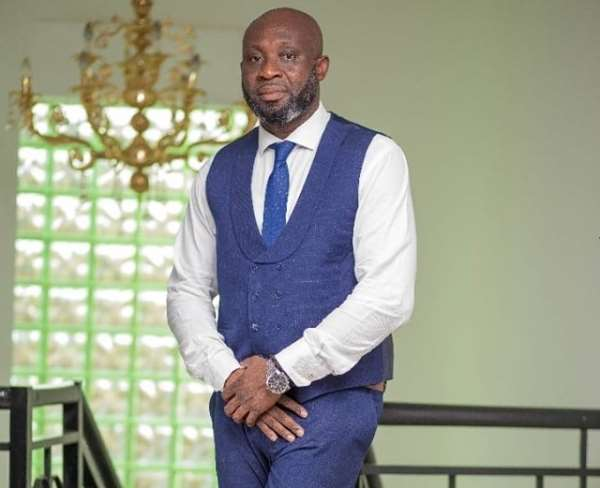 GFA Elections: George Afriyie Reveals Why He Has Exempted Himself From Presidential Debate [VIDEO]