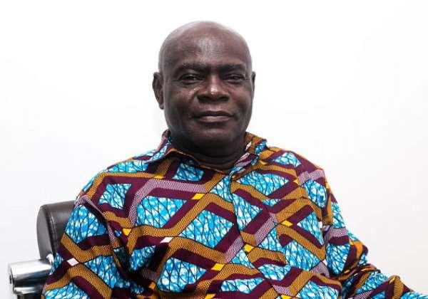 Daniel Ohene Kwaku Owusu, Presi dent, ARB-Ghana