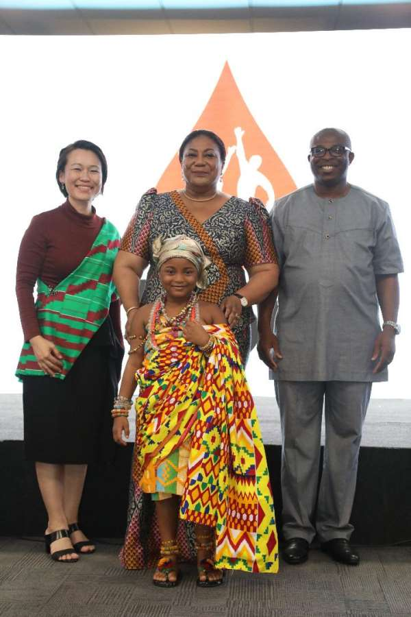 World Food Day: First Lady Launches Iron Deficiency Awareness Campaign