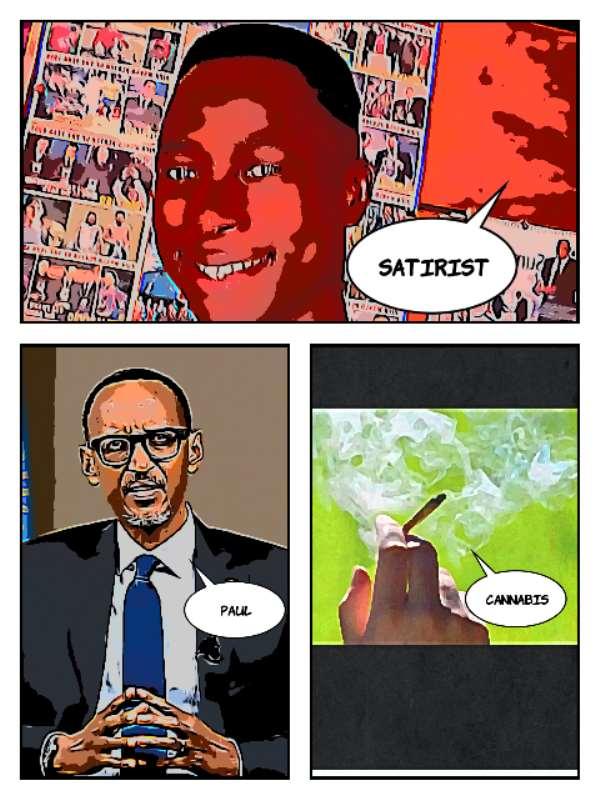 A Ghanaian Satirist's Response To Paul Kagami  Rwanda's Cannabis Legalisation